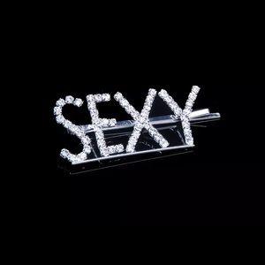"""""""Sexy"""" hair clip"""